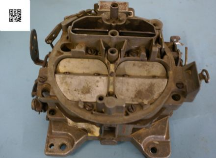 1969 Corvette C3  Carter Quadrajet Carburettor, Used Fair